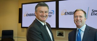 Enbridge Spectra merger