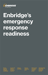 Enbridge's Emergency Response Readiness