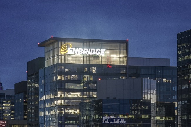 Enbridge Centre in Edmonton