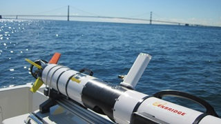 Michigan Tech AUV-1